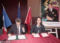 توقيع ثلاث اتفاقيات للتعاون في مجال الطاقة بين المغرب وفرنسا