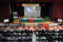 إختتام فعاليات  الندوة الدولية المنعقدة بالناظور حول الوسائل الودية لفض المنازعات