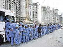 تراجع العمالة العربية المهاجرة إقليميا