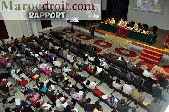 الناظور: أول ندوة دولية تناقش الوسائل البديلة لحل المنازعات بعد دخول القانون المنظم للتحكيم والوساطة حيز التنفيذ