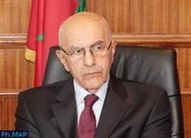 وزير العدل: النهوض بحقوق الإنسان خيار استراتيجي لا رجعة فيه