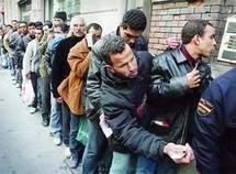 انعكاسات قانون الهجرة الإسباني على أفراد الجالية المغربية