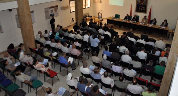 ندوة وطنية حول موضوع: ميناء الناظور وتحديات التنمية في ظل الدينامية الإقتصادية بالجهة
