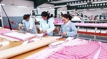 زيادة في أجرة ساعة العمل في قطاع النسيج والألبسة