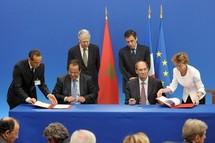 المغرب و فرنسا يوقعان اتفاق تعاون في مجال الحماية الإجتماعية