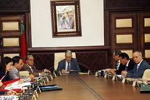 مجلس الحكومة يصادق على مشروع مرسوم بتحويل بريد المغرب إلى شركة مساهمة