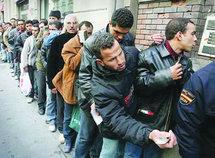 المغاربة يتصدرون عدد المهاجرين المسجلين في الضمان الاجتماعي بإسبانيا
