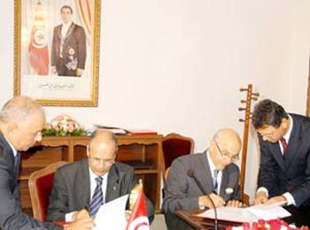المغرب وتونس يوقعان على اتفاقيتين للتعاون القضائي