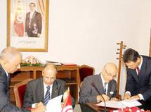 وزير العدل يبرز أهمية اتفاقيتي التعاون القضائي الموقعة مؤخرا بين المغرب وتونس