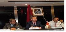 ملتقى مدريد حول تأثيرات الأزمة الاقتصادية: برنامج  قانوني واجتماعي لفائدة الجالية المغربية