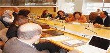 لقاء دراسي حول مشاركة النساء في اتخاذ القرار بالإدارات العمومية
