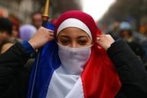 قانون حظر ارتداء النقاب في فرنسا يدخل حيز التنفيذ