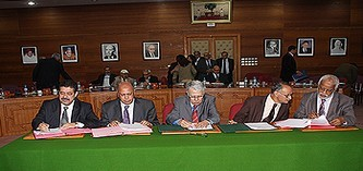 تقرير حول محضر الإتفاق المتمخض عن الدورة الربيعية للحوار الإجتماعي