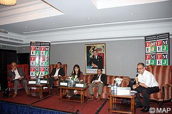 لقاء نظم حول موضوع  أي قانون للصحافة للقرن 21