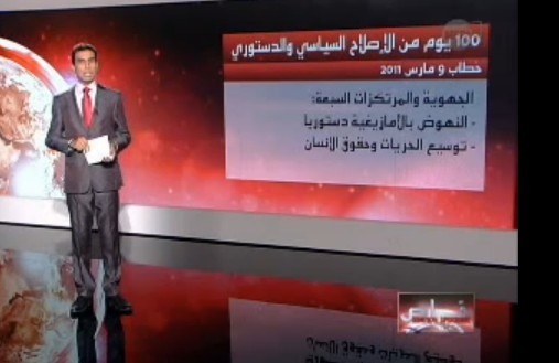 كرونولوجيا الإصلاحات الدستورية بالمغرب