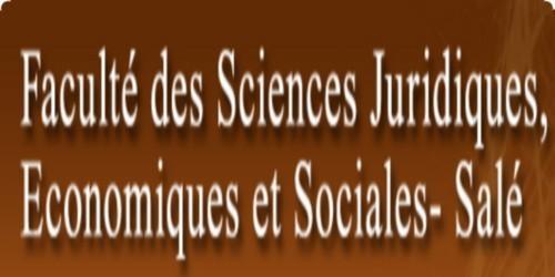 كلية الحقوق بسلا: وضع ملف الترشيح للتسجيل للماستر - القانون العام و الخاص - 2012/2011