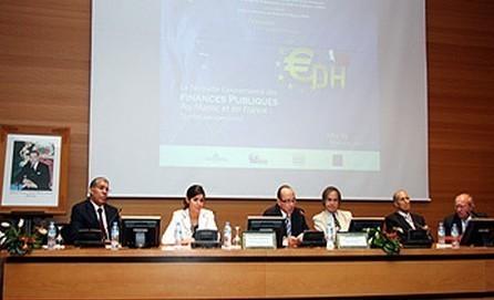 افتتاح أشغال الدورة الخامسة للندوة الدولية حول المالية العامة بالرباط