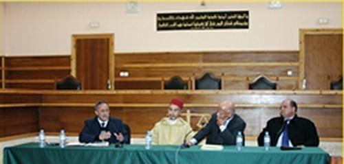 تنصيب عدد من حكام الجماعات والمقاطعات على مستوى دوائر قضائية مختلفة