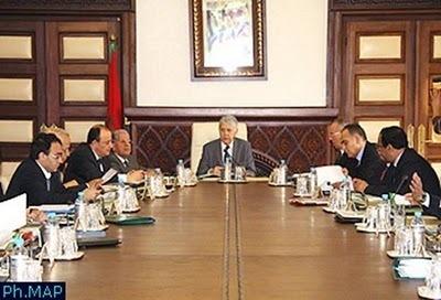 مجلس الحكومة يصادق على مشروع مرسوم يتعلق بتحديد عدد محاكم الاستئناف المحدثة بها أقسام للجرائم المالية