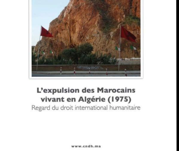 طرد المغاربة المقيمين بالجزائر (1975) من منظور القانون الدولي الإنساني