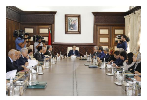 قضايا الجالية: رئاسة الحكومة تدعو الإدارة إلى تجويد خدماتها الموجهة للجالية المغربية بالخارج