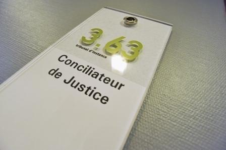 France: Conciliateur de justice