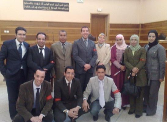 المكتب الجهوي لنادي قضاة المغرب ببني ملال يطلق مبادرة وردة لكل قاضية