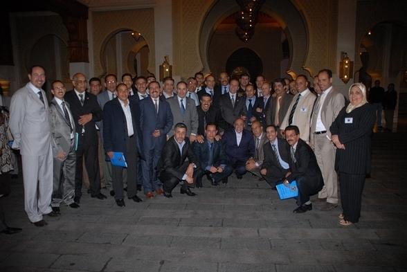 انتخابات جمعية هيئات المحامين بالمغرب