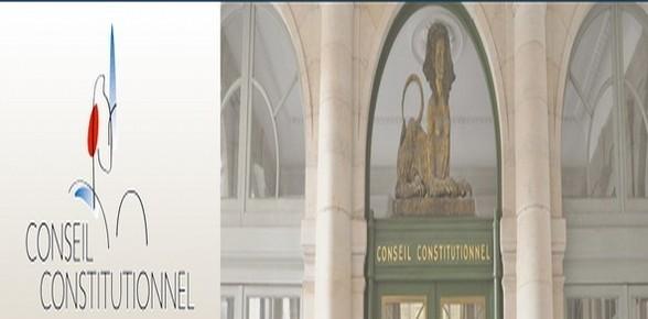 France: conseil constitutionnel: Définition du délit de harcèlement sexuel