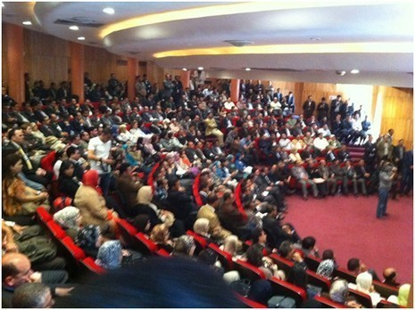 تقرير حول أشغال الدورة الثانية للمجلس الوطني لنادي قضاة المغرب
