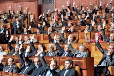 مجلس النواب يصوت على مشروع قانون المالية لسنة 2012 في إطار قراءة ثانية
