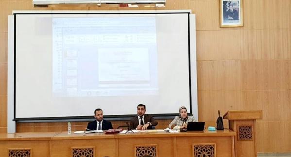 المرصد الوطني للدراسات الوقفية بيان عن لقاء تواصلي وتعريفي