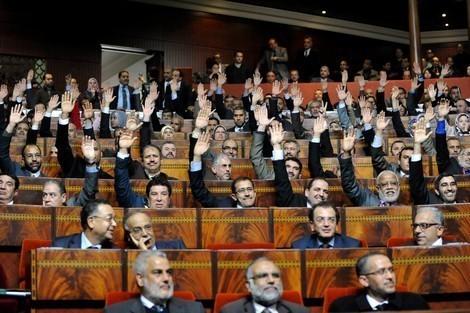 القانون التنظيمي رقم 02.12 المتعلق بالتعيين في المناصب العليا: أول قانون تنظيمي يعرض على أنظار البرلمان من طرف الحكومة