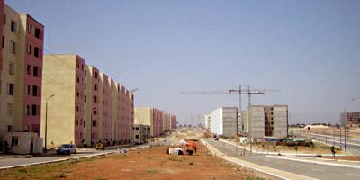 Le Maroc table sur 500 000 logements sociaux achevés d'ici 2016 !
