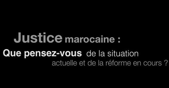 آراء حول القضاء بالمغرب
