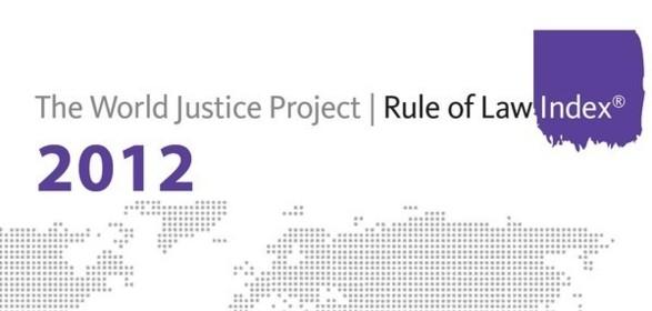 المغرب و تقرير مؤشرات العدالة و سيادة القانون