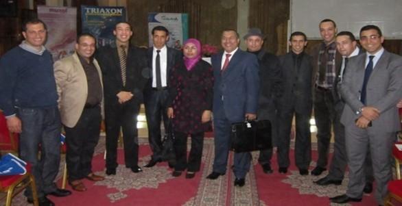 المكتب الجهوي لنادي قضاة المغرب ببني ملال يحتفي باليوم الوطني للعدالة