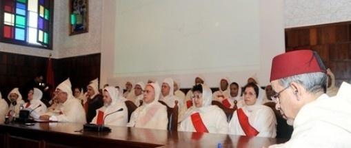 محكمة النقض تفتتح السنة القضائية لسنة 2013