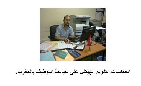 انعكاسات التقويم الهيكلي على سياسة التوظيف بالمغرب