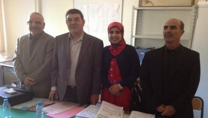 دور القضاء الإستعجالي في حماية الملكية العقارية  تحت إشراف الدكتور عبد العزيز حضري
