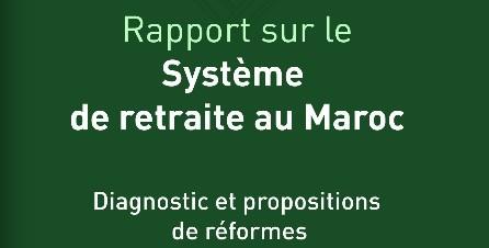 La Cour des comptes: rapport sur le système de retraite au Maroc