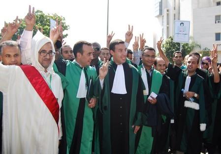 بيان الدورة الاستثنائية للمجلس الوطني لنادي قضاة المغرب حول الدورة الأخيرة للمجلس الأعلى للقضاء