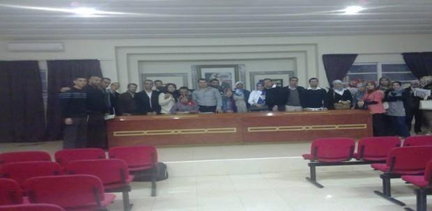الجمعية المغربية للمساعدين الإجتماعيين: لقاء تكويني لفائدة 40  من خريجي المساعدة الإجتماعية بفاس