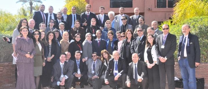 """التوصيات الختامية المنبثقة عن  المؤتمر الدولي حول """"السياسات الجنائية الحديثة آثارها وانعكاساتها على النظم الإصلاحية في العالم العربي: العقوبات البديلة وبرامج الرعاية اللاحقة""""، المنعقد بمراكش بتاريخ 4 و 5 فبراير 2014"""