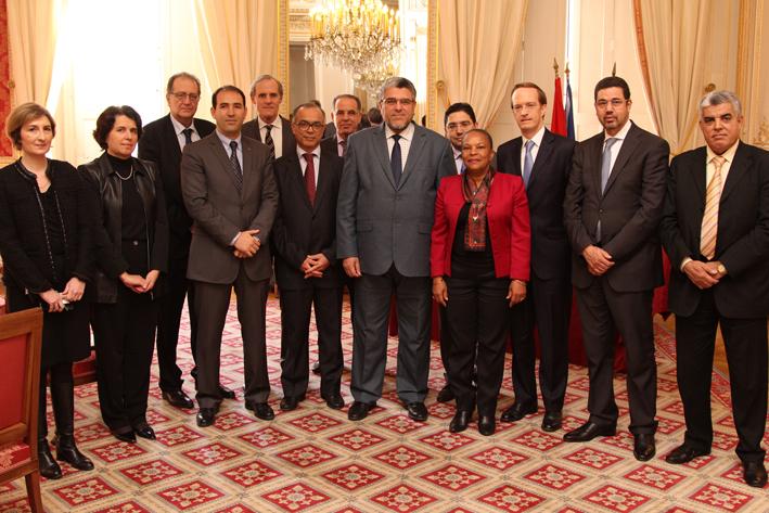 استئناف التعاون القضائي بين المغرب وفرنسا