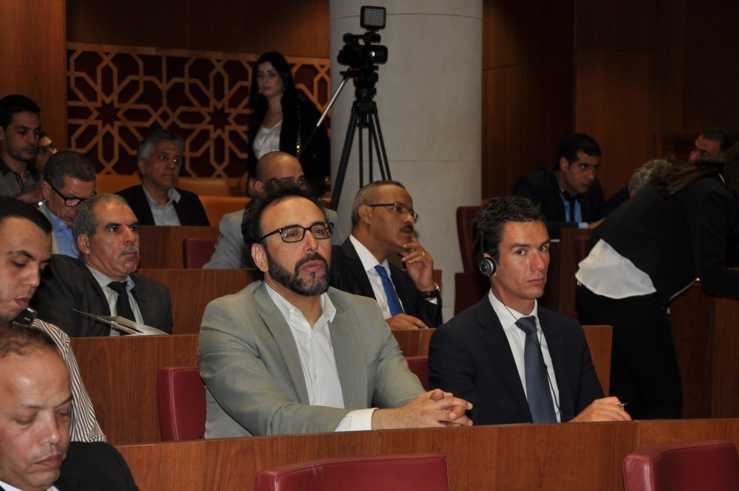 إنطلاق أشغال الندوة المنظمة من طرف المجلس الوطني لحقوق الانسان حول القانون الجنائي والمسطرة الجنائية رهانات وإصلاح بمقر مجلس النواب