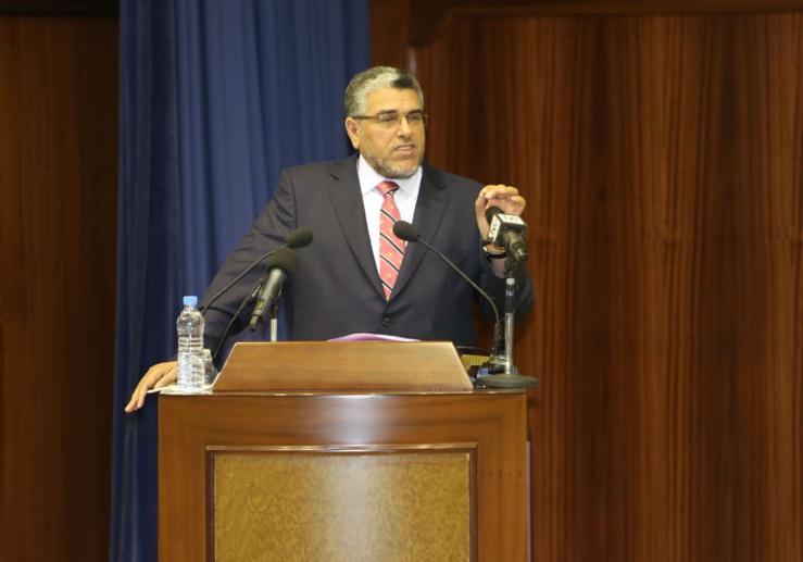 بلاغ لوزير العدل والحريات معمم عبر موقع الوزارة الإلكتروني حول موضوع ترقيات القضاة