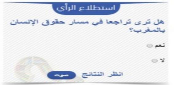 جمعية عدالة تطلق إستطلاع رأي حول مدى تراجع مسار حقوق الإنسان بالمغرب