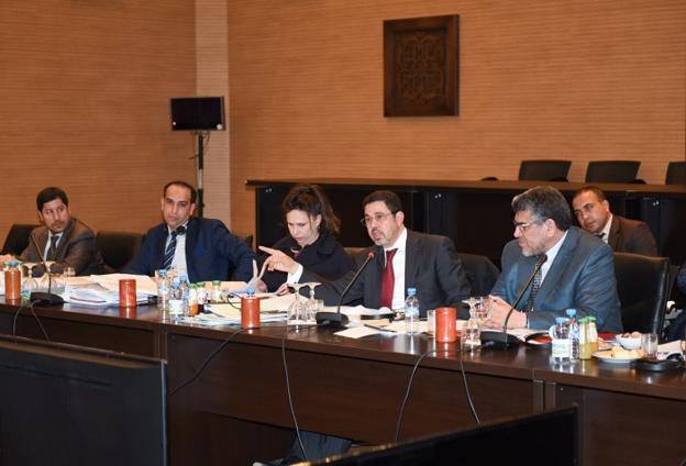 حول اللقاء الذي جمع وزارة العدل والحريات والأمانة العامة لمنظمة العفو الدولية.