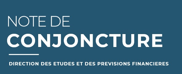 NOTE DE CONJONCTURE DIRECTION DES ETUDES ET DES PREVISIONS FINANCIERES